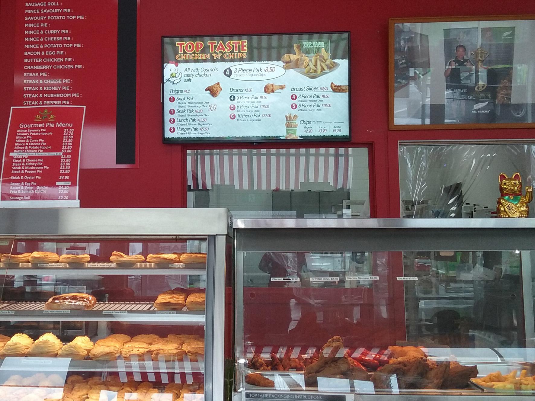 Danny's Kiwi Bakery