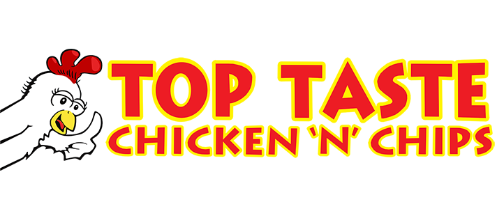 Top Taste Chicken N Chips Company Logo